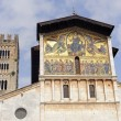 Lucca, San Frediano church — Stock Photo