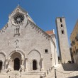 Ruvo (Bari, Puglia, Italy) - Old cathedral in Romanesque style — Stock Photo #6876421
