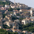 Stock Photo: Pietravairano (Caserta, Campania, Italy) - Old town