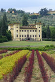 Ancient villa near Pistoia (Tuscany) — Stock Photo
