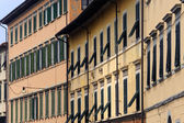 Pisa, old buildings — Fotografia Stock