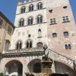 Prato (Tuscany), Palazzo Pretorio — Stock Photo