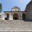 Abbey of Casamari (Frosinone, Lazio, Italy), the church — Stock Photo
