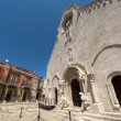 Ruvo (Bari, Puglia, Italy) - Old cathedral in Romanesque style — Stock Photo #6991577