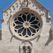 Ruvo (Bari, Puglia, Italy): Old cathedral in Romanesque style, r — Stock Photo