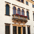 Riviera del Brenta (Veneto, Italy) - Historic villa — Stock Photo