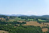 Landscape from Amelia (Terni, Umbria, Italy) — 图库照片