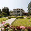 Riviera del Brenta (Veneto, Italy) - Historic villa and garden — Stock Photo #7145759