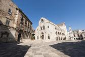 Bitonto (Apulia, Italy) - Old cathedral — Stock Photo