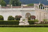 Montecchio Maggiore (Vicenza, Veneto, Italy) - Villa Cordellina — Stock Photo