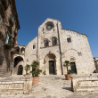 Bitonto (Bari, Puglia, Italy) - Old cathedral in Romanesque styl — Stock Photo
