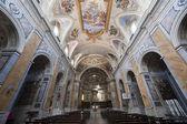 Amelia (terni, úmbria, itália) - catedral interior — Fotografia Stock