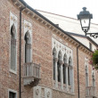 Vicenz(Veneto, Italy): historic buildings — Stock Photo #7440646