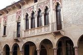 Vicenza (Veneto, Italy): historic buildings — Stock fotografie