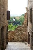 Colle di Val d'Elsa (Siena, Tuscany) — Stock Photo