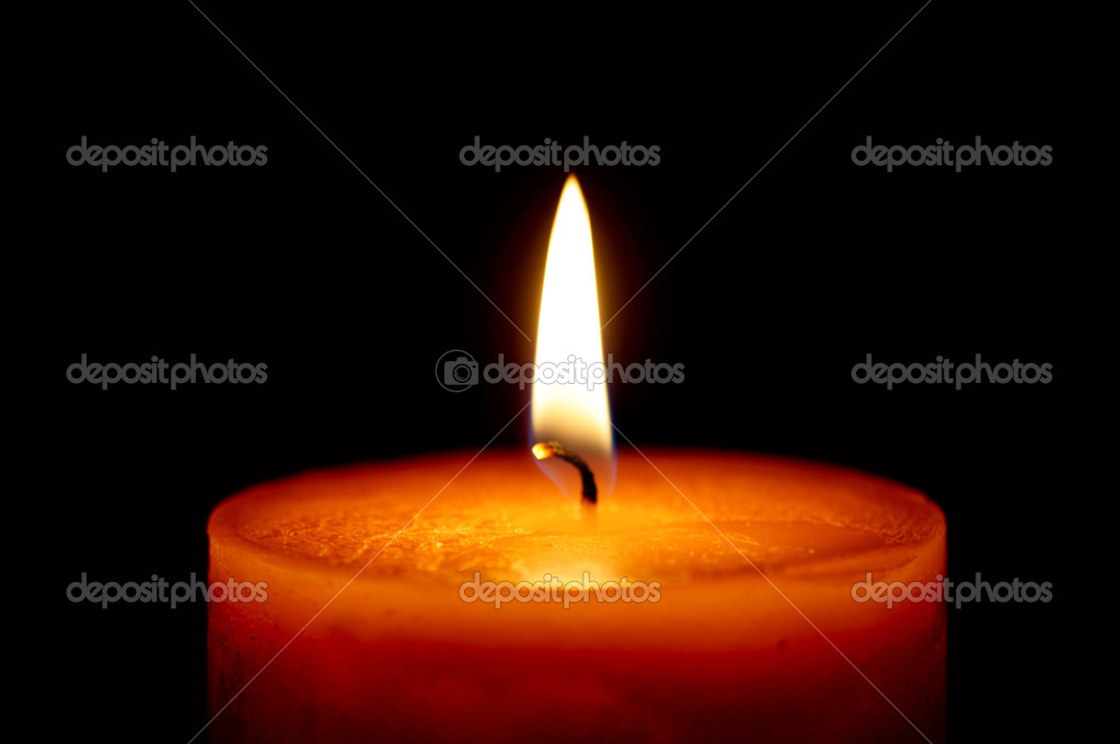 Beautiful candlelight — Stock Photo #7484180
