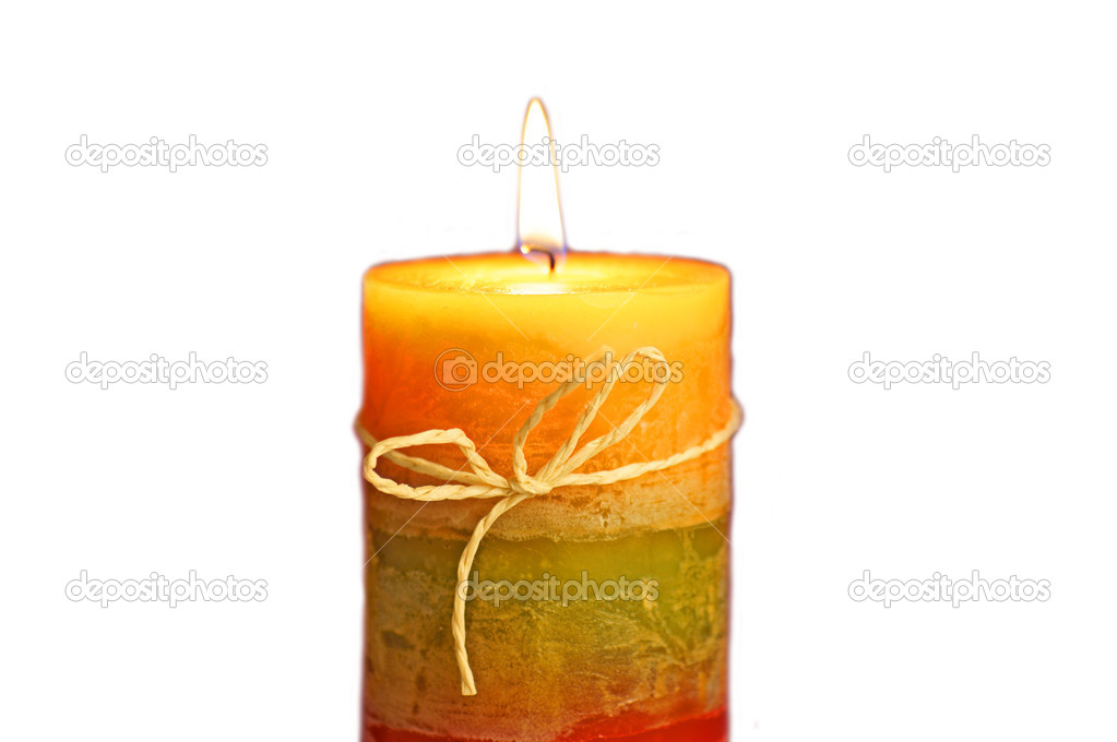 Beautiful candlelight — Stock Photo #7484214