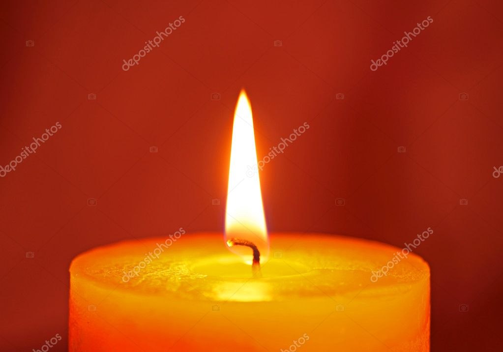 Beautiful candlelight — Stock Photo #7484342
