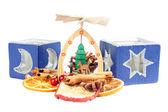 クリスマスの時間 — Stockfoto