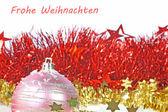 época de navidad — Foto de Stock