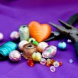 Beads making equipment — Stock Photo #7022550
