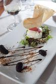 Goat's Cheese Salad — Stock Photo