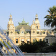Montecarlo Casino — Stock Photo