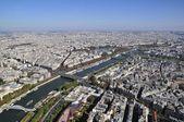 Paris Landscape — Stock Photo