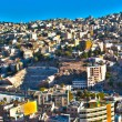 Downtown Amman in H.D.R — Stock Photo
