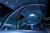 Internationale luchthaven van dubai — Stockfoto
