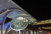 Aeropuerto internacional de dubai, emiratos árabes unidos — Foto de Stock