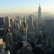 Aerial view over Midtown of Manhattan, New York City — Stock Photo #6774394