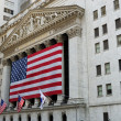 New York Stock Exchange — Stock Photo #6776176