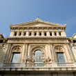 Stock Photo: Theater building in Barcelona, Spain
