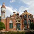 Hospital de la Santa Creu i de Sant Pau, Barcelona, Spain — Stock Photo