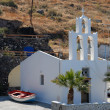 Church in Santorini, Greece — Stock Photo