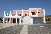 Residential house in Greece — Stock Photo