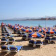 Stock Photo: Beach of Caletde Fuste, FuerteventurSpain