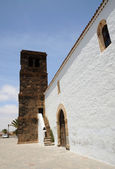 Church in La Oliva, Fuerteventura Spain — Stock Photo