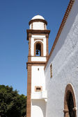 Church in Atigua, Canary Island Fuerteventura, Spain — Stock Photo