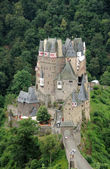 Medieval Castle - Burg Eltz in Germany — Stock Photo