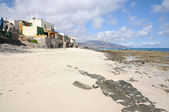 Fishing village Puerto de la Cruz, Canary Island Fuerteventura, Spain — Stock Photo