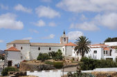 Historical town Betancuria, Canary Island Fuerteventura, Spain — Stock Photo