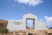 Municipio de Pajara. Canary Island Fuerteventura, Spain — Stock Photo