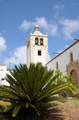 Church in historical town Betancuria, Fuerteventura, Spain — Stock Photo