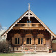 Stock Photo: Traditional RussiHouse