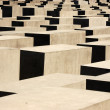 Stock Photo: Jewish Memorial in Berlin, Germany