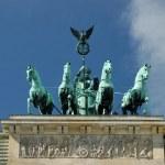 Brandenburger Gate in Berlin, Germany — Stock Photo #7456894