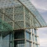 Futuristic Building — Stock Photo