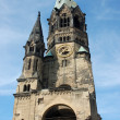Kaiser Wilhelm Memorial Church in Berlin, Germany — Stock Photo #7456967
